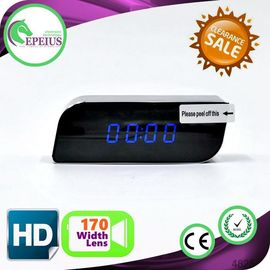 China 30fps Ep701 Multi - Function Spy Wifi Camera Clock With H.264 Dual Stream supplier