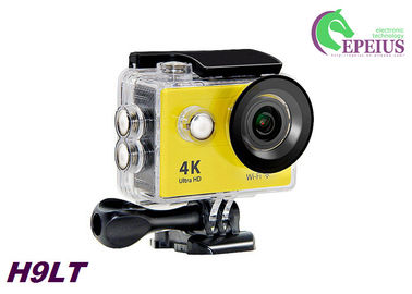 China 12MP Sports 4k Ultra Hd Wifi Action Camera H9 Waterproof Sport Cam with Remote Control supplier