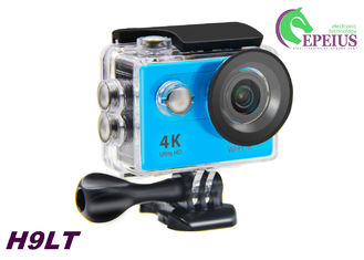 China Helmet 4k Waterproof Camera , 2.0 LCD Original EKEN 4k Sports Cam Hd Action Camera 1080p  supplier