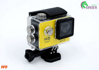 "China 2.0"" Display 4k Ultra Hd Sports Camera , 12MP 30M Origial EKEN Action Camera supplier"