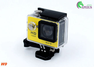 China 4K 10fps Mini Full HD Waterproof Action Camera EKEN W9 Smart View H.264 supplier