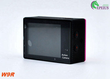 China Outdoor Waterproof Sports Action CameraW9R 1080P , HD Motorcycle Action Camera supplier