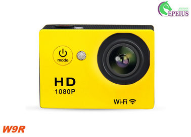 China Ultra HD 4K Remote Control Wifi Cam Full Hd 1080p W9R Smartview With Mini Size supplier