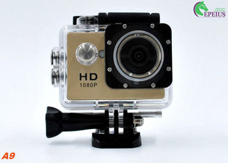 China H.264 Underwater Diving 1080P HD Action Camera A9 With 2.0 Inch LCD Display supplier