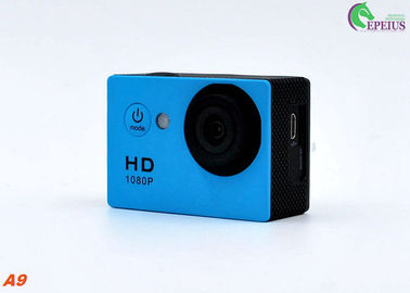 China 30M Waterproof A9 Full Hd Extreme Sports Action Camera No Wifi Mini Sj4000 supplier