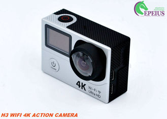 China Original EKEN 4k Sports Action Camera H3 2.4G Remote Control Dual Screen Full HD supplier