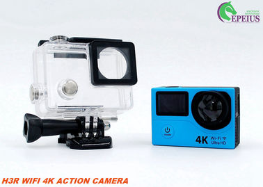 China Waterproof Sports Action Video Camera H3R , Dual Screen 4k Ultra Hd Action Camera  supplier