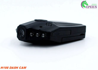China Motion Detection Vehicle Security Camera H198 Night Vision 6 IR LED 90 Degree supplier