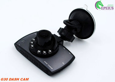 China Motion Detection Motion Activated Dash Cam G30 1.3MP With 120 Degree Lens supplier