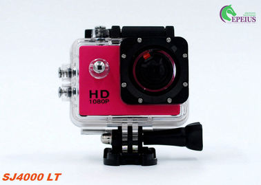 China Muti Color Waterproof 1080P HD Action Camera SJ4000 30M Mini For Extreme Sport supplier