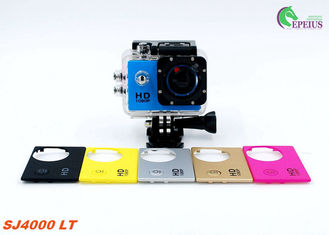 China H264 DVR Night Vision Wifi Action Camera SJ4000 Full HD 1080P With 2.0 Inch Screen supplier