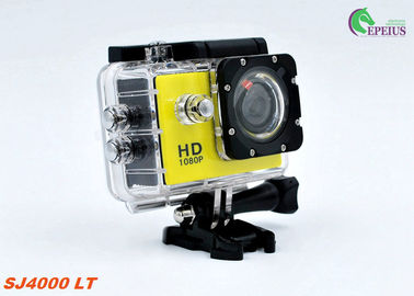 "China Portable Mini DV 1080P HD Action Camera SJ4000 120 Degree With 1.5"" LTPS LCD Display supplier"