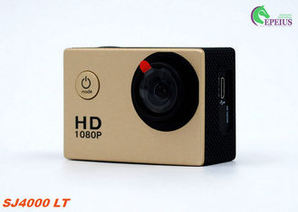 China Outdoor SJ4000 Colorful Wifi Waterproof Action Camera Mini Cube Style Sports DV supplier