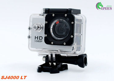 China SJ4000 Colorful Sports Hd Dv Camera For Drone , Waterproof Action Video Camera  supplier