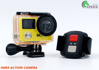 China WIFI Remote Control Dual Screen Waterproof Camera 4K H8RS 12MP Ultra For Diving supplier