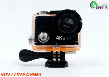 China Underwater 30M Hd 1080p Action Camera H8RS With 2.4G WiFi Remote Control supplier