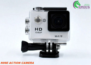 "China Outdoor Hd Sports Action Camera , Full HD 2"" Screen Hd Action Video Camera  supplier"