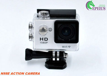 China N9SE 4G High Speed Waterproof Action Camera 1080p Full Hd 140 Degree for Promotion supplier