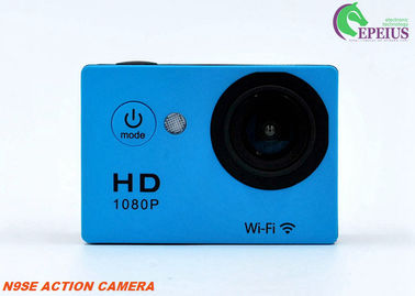 China 900 Mah Battery N9SE 1080p Hd Wifi Action Camera With Waterproof Case 12MP Underwater supplier