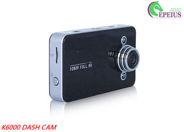 "China 2.4"" Screen Mini Dash Cam K6000 Night Vision Motion Detection Loop Video CAR DVR supplier"