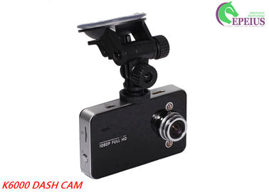 Ultra HD Video K6000 Car Camera Recorder Front And Back With Dual Lens