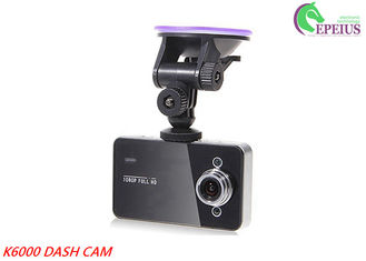 China Gravity Sensor Dual Lens Car Dvr Camera Ultra HD With 2.4 Inch TFT Display supplier