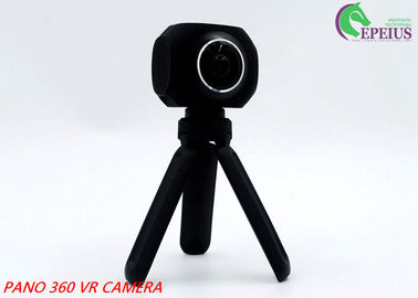 China Panoramic VR Dual Screen Action Camera Pano 360 Pro1 Inch with Remote Control Wifi supplier