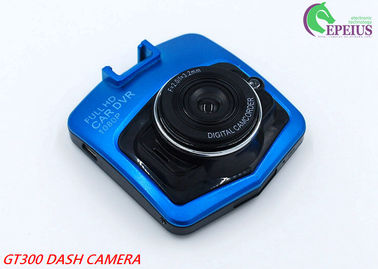 China Motion Detective GT300 Mini Dash Cam Audio 720P Video For Cycle Recording supplier