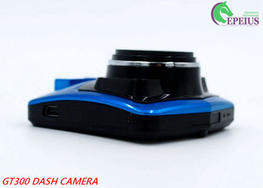 China Motion Detection Hidden Car Camera GT300 Loop Recording 2.4 Inch Night Vision Dashcam supplier