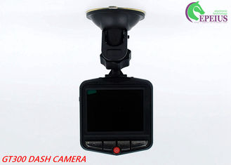 China Audio Record Front Rear Dash Cam GT300 2.4'' Mini G - Sensor Night Vision Dashcam supplier