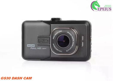 "China 3.0"" LCD Night Vision Car Digital Video Recorder 1080P For Loop Recording supplier"