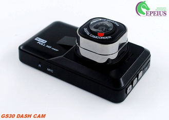 China Full HD 1080P Front Rear Dash Cam GS30 G - Sensor HDMI Loop Video Motion Detection supplier