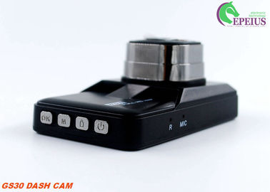 China G - Sensor Portable Car Dvr Camera GS30 1080P FHD With 5.0M Pixel / Single Screen supplier
