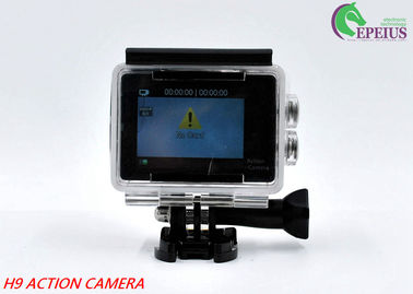 "China 12MP H9 WiFi 4k Sports Action Camera 2"" LCD 1080P 60FPS / 720P 120FPS supplier"