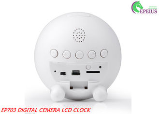 China Pinhole Round Spy Camera Wifi Wireless 1080p With Night Vision 160 Degree Lens supplier