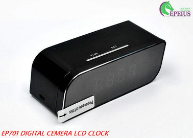 Ultra EP701 Multi Function Wifi Camera Clock Video Recorder Mobile With Phone Direct