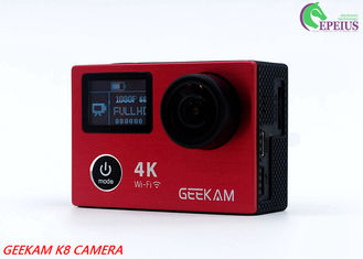China App Control Full Hd Wifi Action Camera 2.4G Wireless Remote With 2 Inch TFT LCD Screen supplier