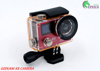 App Control Full Hd Wifi Action Camera 2.4G Wireless Remote With 2 Inch TFT LCD Screen