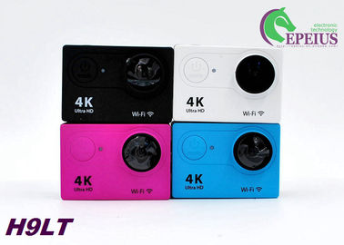 China 4K 30FPS Video H9 LT1080P HD Action Camera WIFI Digital Camera HD Fish Eyes Lens factory