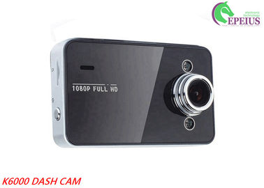 China Ultra HD Video K6000 Car Camera Recorder Front And Back With Dual Lens distributor