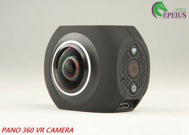 China 2.4G Remote VR 360 Camera Panoramic Dual Lens With IP68 Level Waterproof Case distributor
