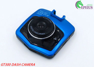 China 120 Degree Night Vision Dash Cam GT300 Mini 1080P Recorder For Parking Detection distributor