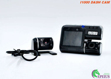 China Ultra HD Video I1000 Mini Dash Cam With Instantaneous Data Protection distributor