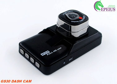 China 5.0M Night Vision Dash Cam GS30 Parking Mode Generalplus true HD With G - Sensor distributor