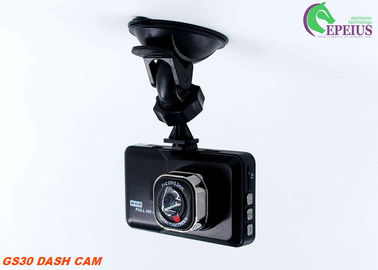 "China Black Mini Front Rear Dash Cam 5.0M Pixel 3.0"" Screen Generalplus 2248 G - Sensor CAR DVR distributor"