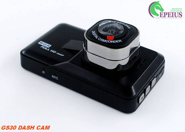 China Full HD 1080P Front Rear Dash Cam GS30 G - Sensor HDMI Loop Video Motion Detection distributor