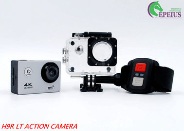 China 140D 2.0 Inch 1080p Waterproof Action Camera 4k Mini 900 MAh USB 2.0 With Accessoires distributor