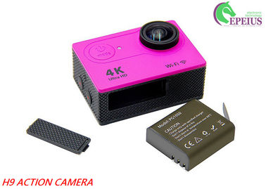 China 2.0'' Screen Wifi Action Camera Original EKEN 4K 25FPS Lens For 30 M Underwater distributor