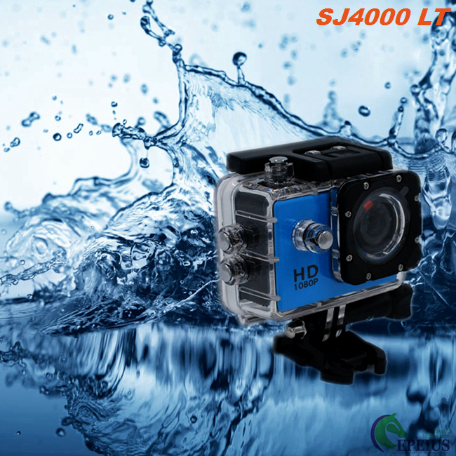 2.0 Inch LCD SJ4000 Wifi Action Camera Underwater 1080p For Bicycle Helmet Sports DV