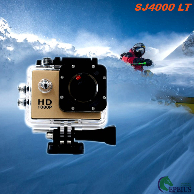 H264 DVR Night Vision Wifi Action Camera SJ4000 Full HD 1080P With 2.0 Inch Screen